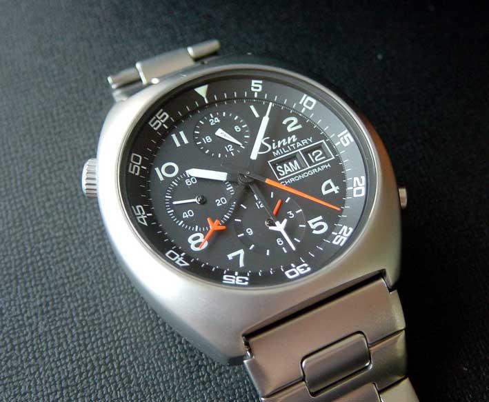 Breitling - Une montre de pilote d'Hélico... - Page 2 Sinn_mil-142-1