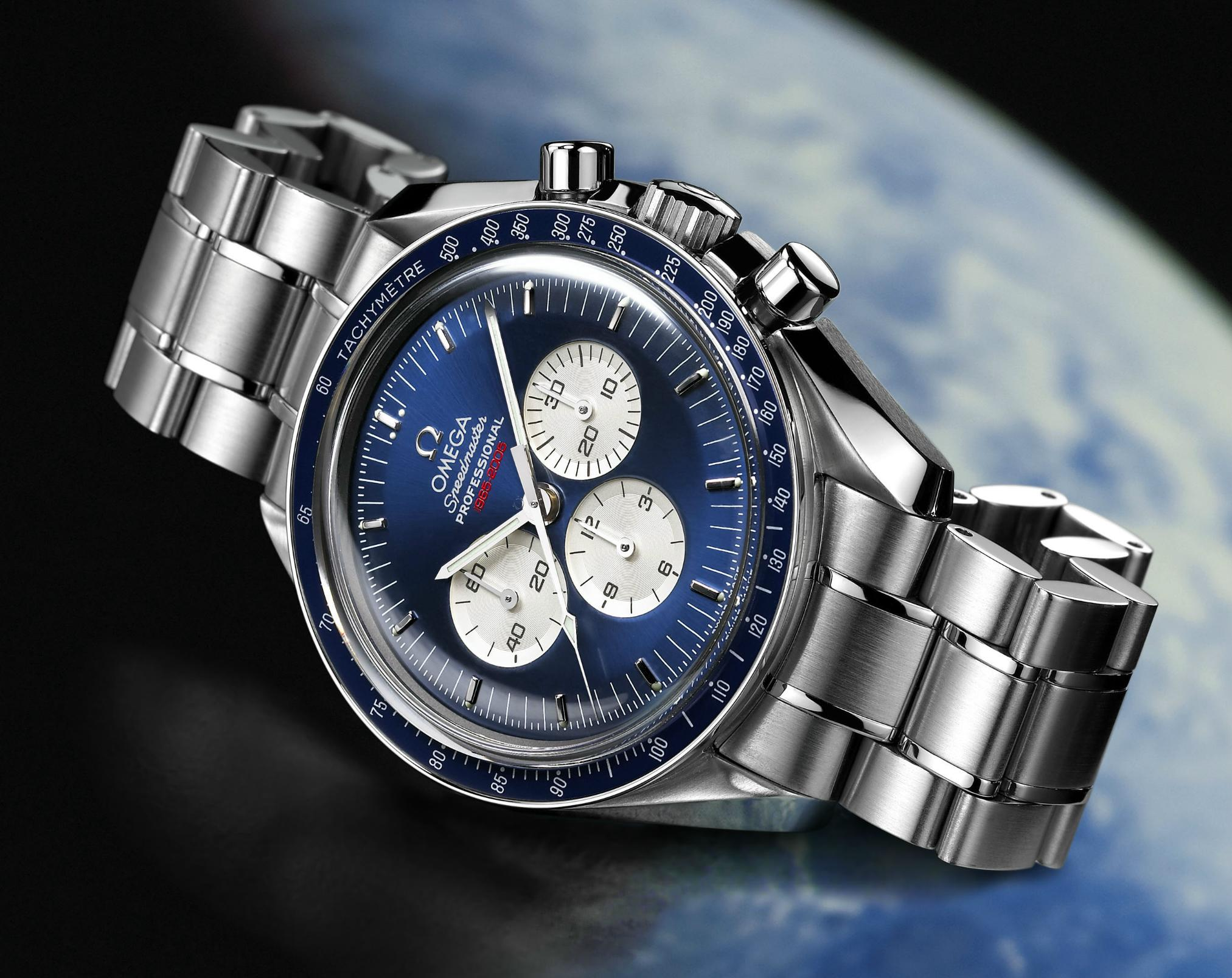 Omega Speedmaster Gemini 4 Special (Limited) Edition: