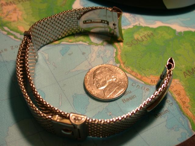 Bracelet JB Champion de la NASA pour les Speedmaster 1