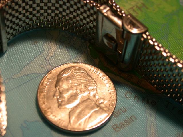 Bracelet JB Champion de la NASA pour les Speedmaster 3