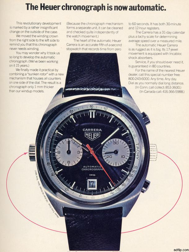 [New and used] Affordable elegant waches selection - Page 2 Old_heuer_ad