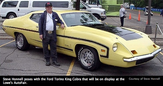 ac owners club offac frua but not ford topic torino king cobra - Ford Torino King Cobra
