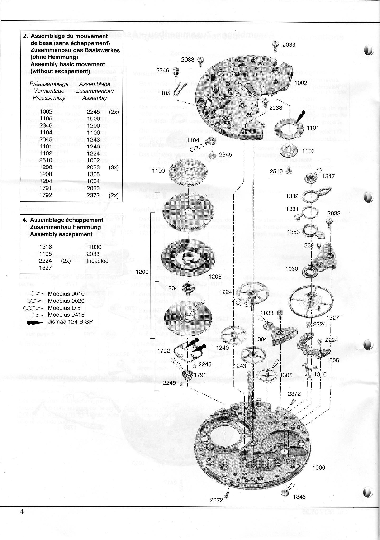 omega 861 service manual today manual guide trends sample u2022 rh brookejasmine co Moon Calendar Moon Watcher
